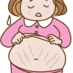 侮るなかれ妊娠線!できてからではもう遅い?早めのケアを!!