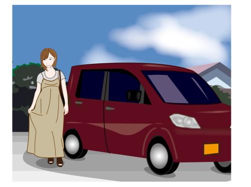 妊娠中の運転