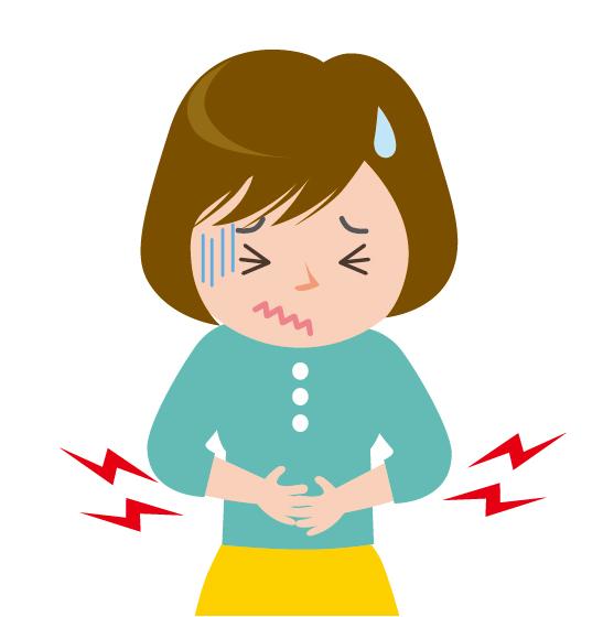 妊娠初期の胃痛