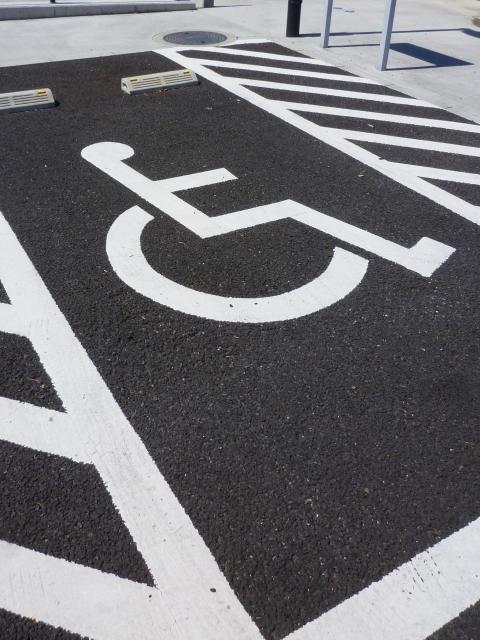 妊婦の駐車場